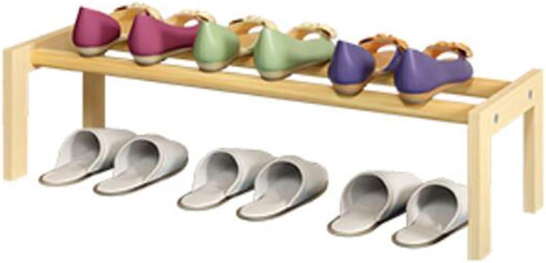 ahorra hasta un 70% NSGP Estante de Almacenamiento de ensamblaje de Estante Estante Estante de Zapato de Madera sólida Multicapa Simple  ventas en linea