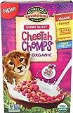 ENVIROKIDZ Organic BerryBlast Cheetah Chomps Cereal, 10 OZ