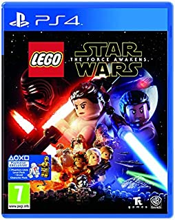 LEGO Star Wars The Force Awakens (PS4) R2