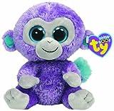 TY Beanie Boo Plush - Blueberry 15cm (Rare Retired) by Ty Beanie Boos