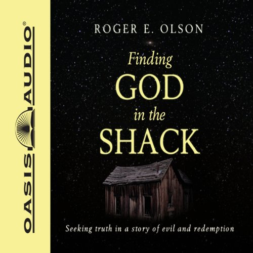 Finding God in the Shack cover art