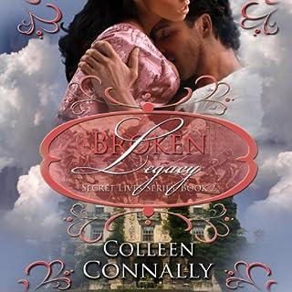 Broken Legacy audiobook cover art