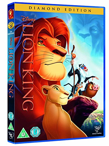 Lion King Diamond Edition [UK Import]