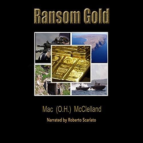 Ransom Gold audiobook cover art