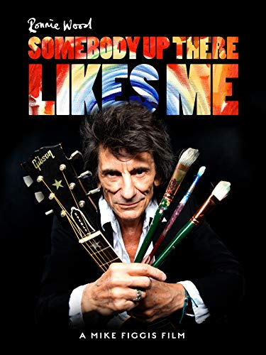 Ronnie Wood - Someone Up There Likes Me [OV]