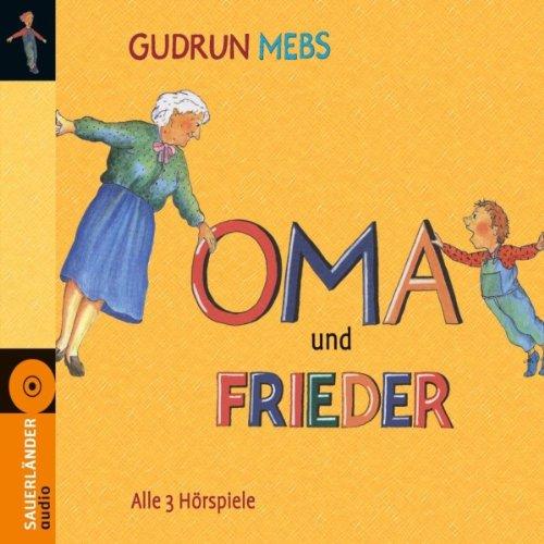 Oma und Frieder Titelbild