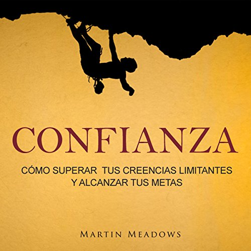 Confianza [Confidence] audiobook cover art