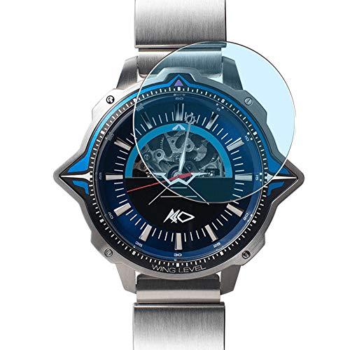 Vaxson 3 Unidades Protector de Pantalla Anti Luz Azul, compatible con SONY wena wrist active Mechanical Black set kawamori Edition WNW-SA04A [No Vidrio Templado] TPU Película Protectora