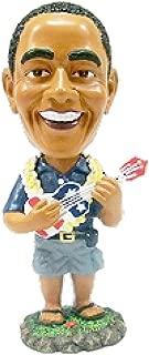 KC Hawaii Barack Obama Playing the Ukulele Bobble Head Doll 4