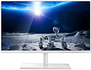 Display 23 inch IPS Narrow Side Display 1920 HD LCD Computer Display Interface Type VGA DVI (Color : A)