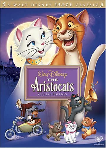 The Aristocats Special Edition product image