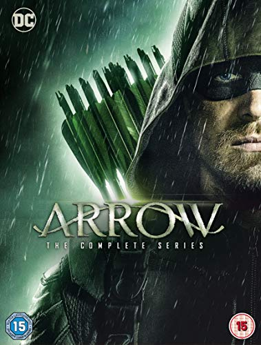 Arrow: The Complete Series [DVD] [2019] [2020]