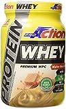 ProAction Protein Whey - barattolo da 900 g (Wafer Nocciola)