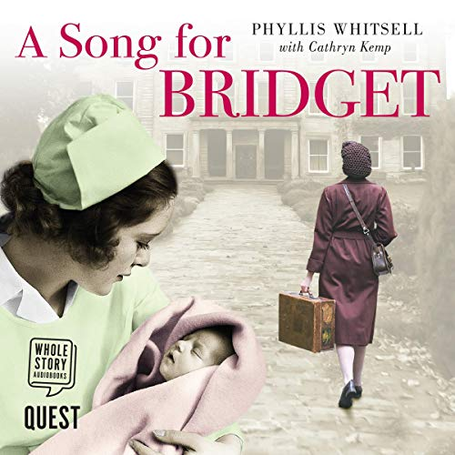 A Song for Bridget audiobook cover art