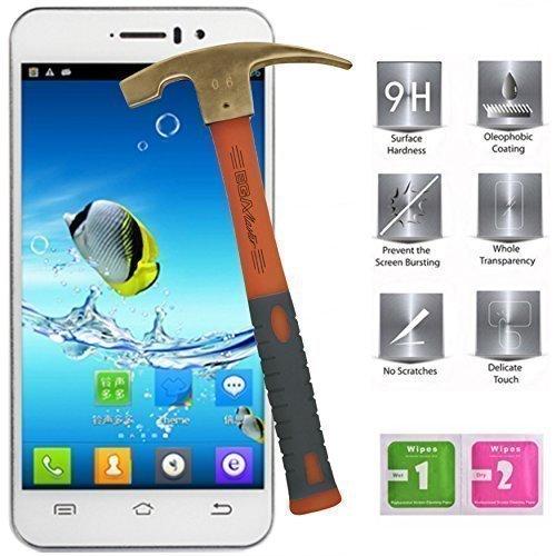 Protector Pantalla Cristal Templado Antigolpes para JIAYU G4 3G 4.7'