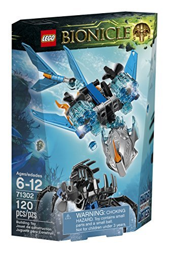 LEGO Bionicle Akida Creature of Water 71302 by LEGO
