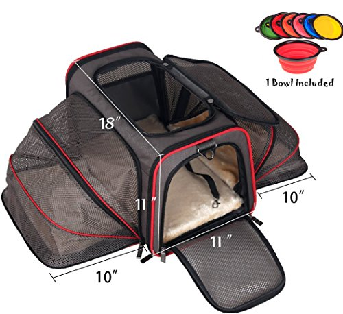 Dog Soft-Sided Carriers