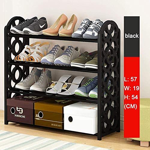 Zapato estante metal tubo marco caja de almacenamiento caja de almacenamiento gabinete ahorro espacio zapato zapato zapato estante,A