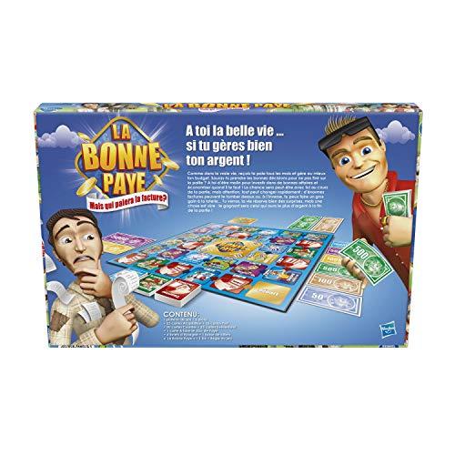 jeux Hasbro - 000324470 De Société - La Bonne Paye