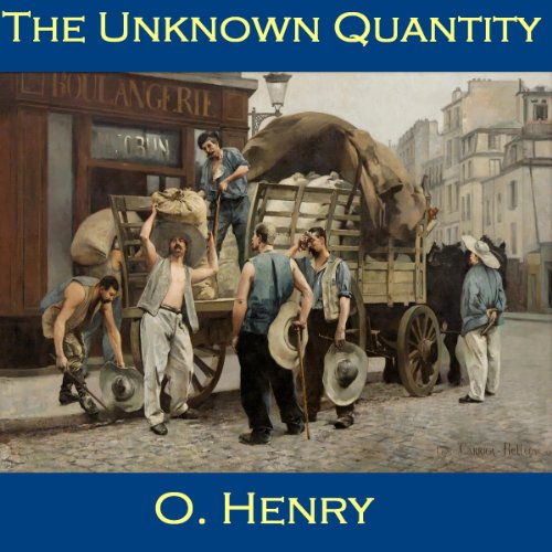The Unknown Quantity audiobook cover art