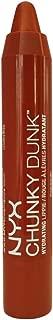 NYX Chunky Dunk Hydrating Lippie Lip Balm - CDHL11 Happy Buddha (Deep Beige) 0.11 oz