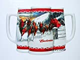 Budweiser Holiday Steins Collectable Holiday Stein Series (Year 2010)
