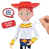 Toy Story 4 Disney Pixar 4 Cowgirl Jessie Pull-String Talking Figure., Multi (64457)
