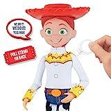 Toy Story 4 Disney Pixar 4 Cowgirl Jessie Pull-String Talking Figure., Multi (64457)