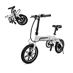 Pre-assembled; the electric bike already comes pre-assembled so you won't have to waste time with complicated assembly and foreign bike parts Height adjustable for adults and teens; easily adjust the bicycle seat and handlebar to find the perfect pos...