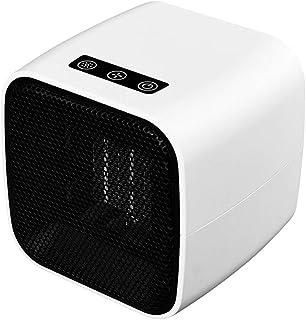 QAZWSX Calefactor Baño Silencioso,calefactores Electricos,Calefactor Portátil Protección contra Sobrecalentamiento Control De Temperatura Inteligente Apto para Hogar Y Oficina