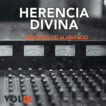 Sesiones De Alabanzas, Vol. 1