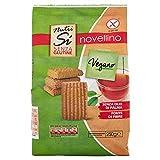 Nutrisì, Novellino vegano, Senza glutine, Prodotto dietetico, 4 Confezioni da 250 g