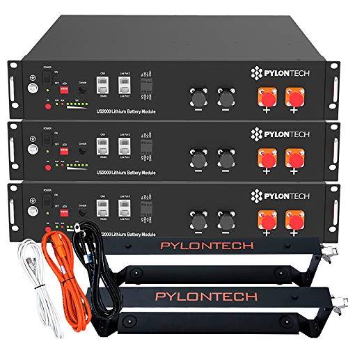 Set cavo di collegamento batteria per PylonTech US2000B//US2000 Plus