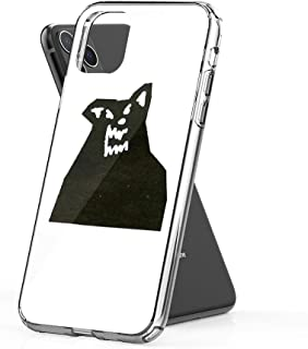 Crystal Clear Phone Cases Russ Diemon - There's Really A Wolf Album Cover Case Cover Compatible for iPhone (11 Pro Max)