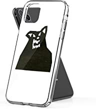 Crystal Clear Phone Cases Russ Diemon - There's Really A Wolf Album Cover Case Cover Compatible for iPhone (11 Pro)