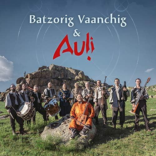 Batzorig Vaanchig & Auli