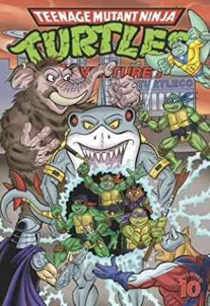 [Teenage Mutant Ninja Turtles Adventures: Volume 10] (By (artist)  Ken Mitchroney , By (artist)  Mike Kazaleh , By (author)  Dean Clarrain , By (author)  Douglas Brammer , By (author)  Ryan Brown , By (author)  Chris Allan) [published: October, 2015]