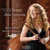 Graun, J.G.; Graun, C.H.: Conciertos Para Oboe
