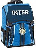 ZAINO SCUOLA ESTENSIBILE INTER 41X29X13,5+9cm fc internazionale 62702
