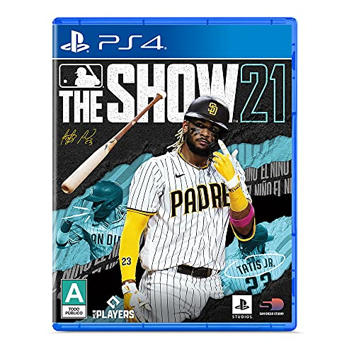 MLB The Show 21 LATAM version Spanish/English Playstation 4
