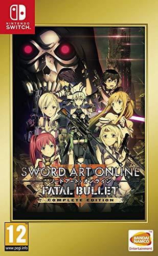 Sword Art Online: Fatal Bullet - Complete Edition - Nintendo Switch [Edizione: Spagna]