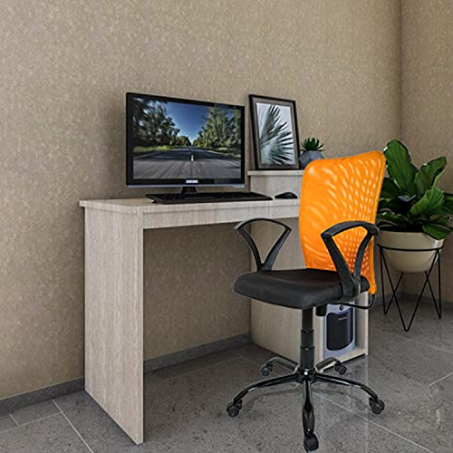 CELLBELL® C83 Mid Back Mesh Fabric Office Chair[Orange]