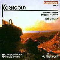 Sursum Corda / Sinfonietta