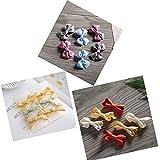 DearSnow Accesorios para el Cabello para niños, Pinzas para el Cabello Preciosas para niñas, Lazos, Horquillas para el Cabello(6)