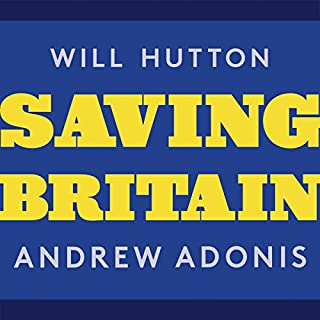 Saving Britain cover art