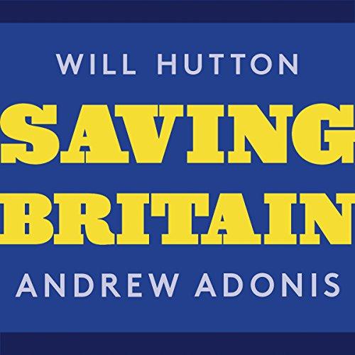 Saving Britain audiobook cover art
