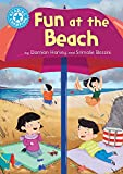 Reading Champion: Fun at the Beach: Independent Reading Blue 4