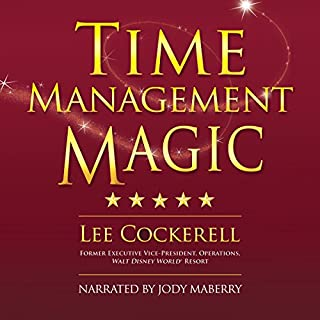Time Management Magic cover art