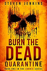 Cover of Burn the Dead