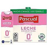 Pascual – Leche Desnatada Bienestar Animal – 6 x 1L